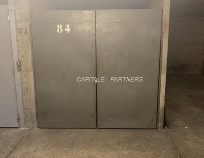 Parking / box  PARIS 15